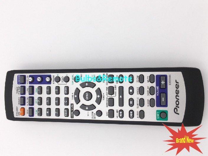 For Pioneer XV-DV590K HTZ-181 XV-DV585K XV-DV363 DVD Receiver Remote Control