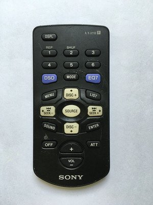 For Sony CDX-CA700 CDX-CA730X CDX-CA890X XAV-77 XAV-7W CDX-CA700X Remote Control