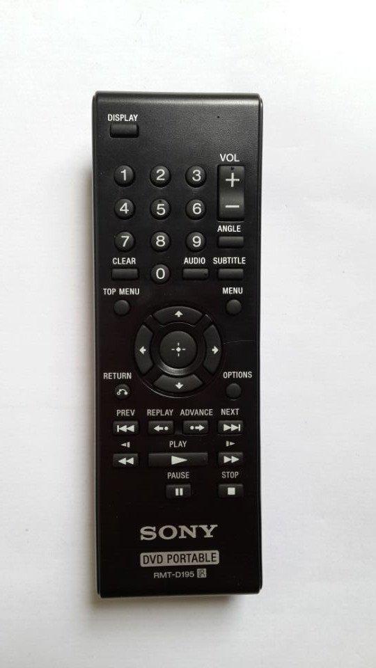 For Sony DVP-FX950 DVP-FX94 DVP-FX980 DVP-FX750 DVP-FX770 DVD Remote Control