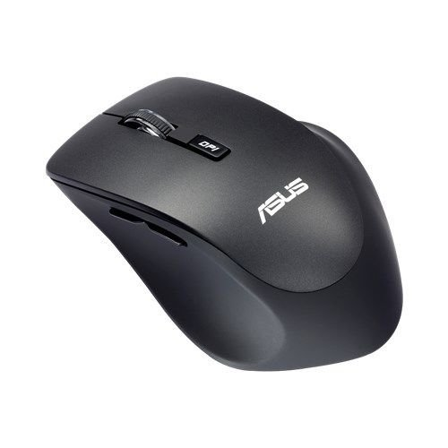 Genuine For ASUS WT425 USB Wireless LED Optical Noise-Free Mouse Black