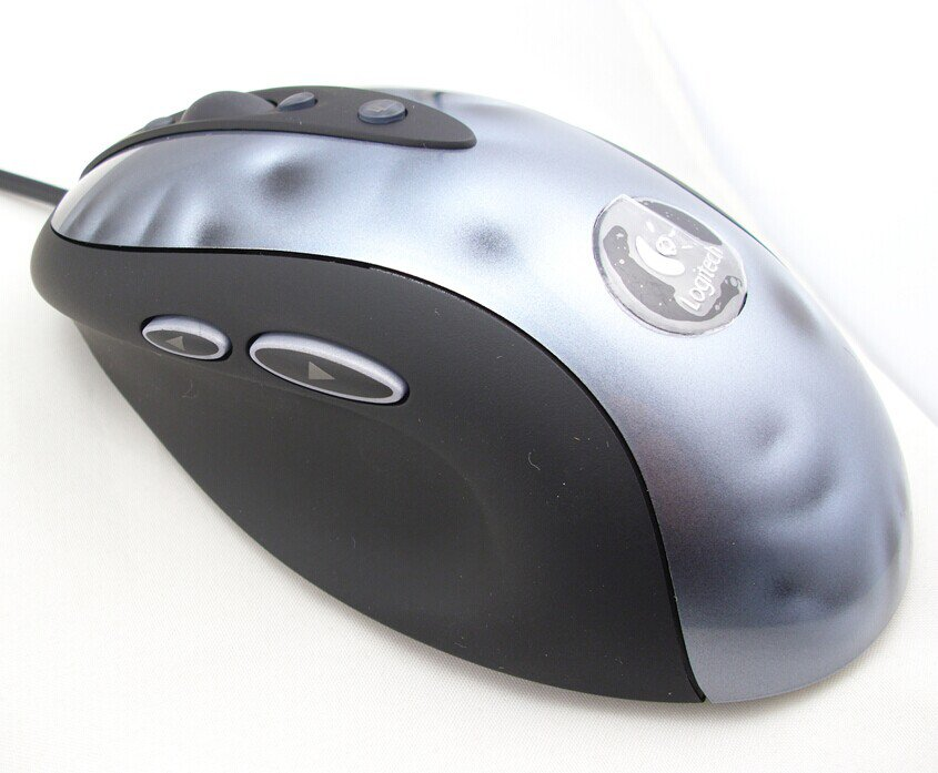 For Logitech MX518 Gaming Mouse 1800 dpi USB Optical Mouse M-BS81A