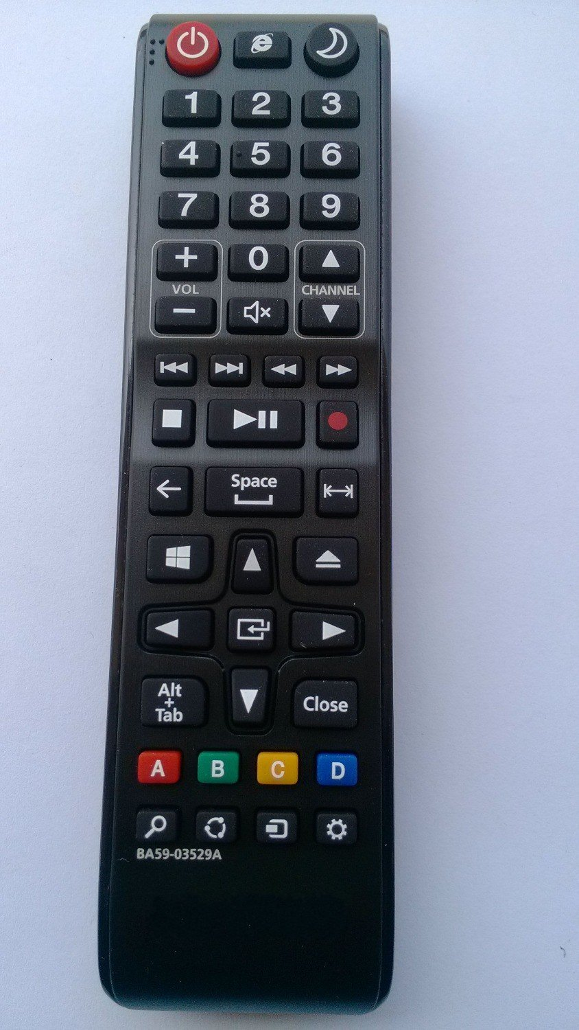 BA59-03529A REMOTE CONTROL FOR SAMSUNG LCD LED TV