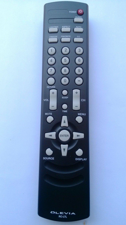 For OLEVIA RC-LTL TV REMOTE CONTROL