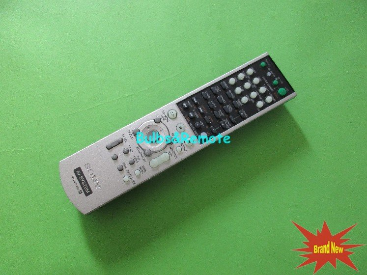 For Sony DDS89.43 DDS8949 HT-5500D DDS89.49 HT-6500D AV System Receiver Remote Control