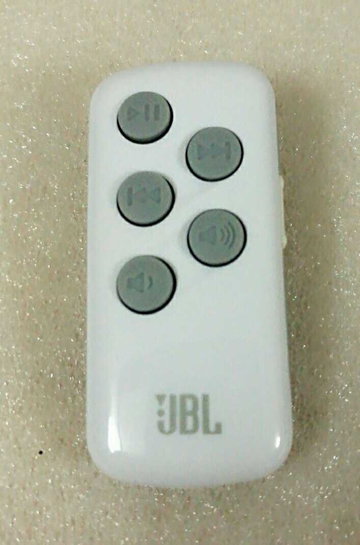 For JBL On Stage II Speaker Remote Control