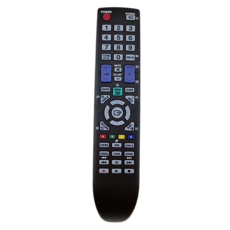 Replacement For Samsung AA59-00484A LE40D580 LE46D550 LE46D580 LCD LED TV Remote Control