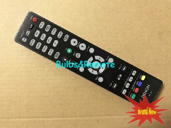 For Denon RC-1192 AVR-S900W AVR-X2100W Audio Video Receiver System Player Remote Control