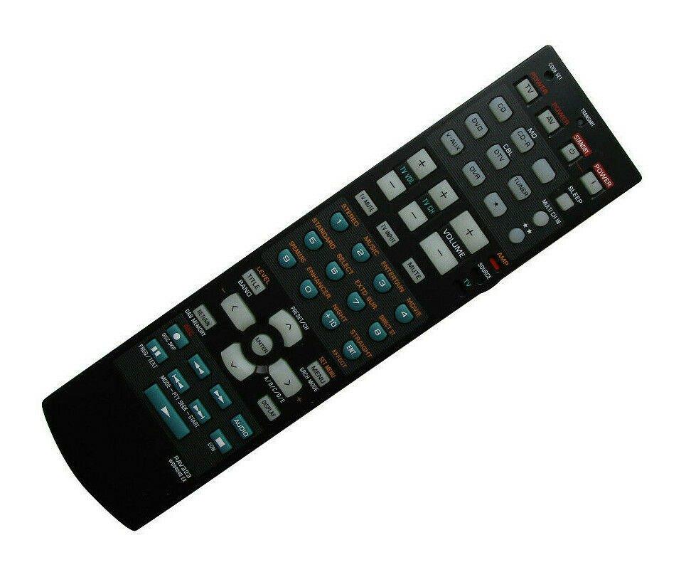 For Yamaha RX-V611 RX-V661BL RX-V663BL RX-V861 DSP-AX763 AV Receiver Remote Control