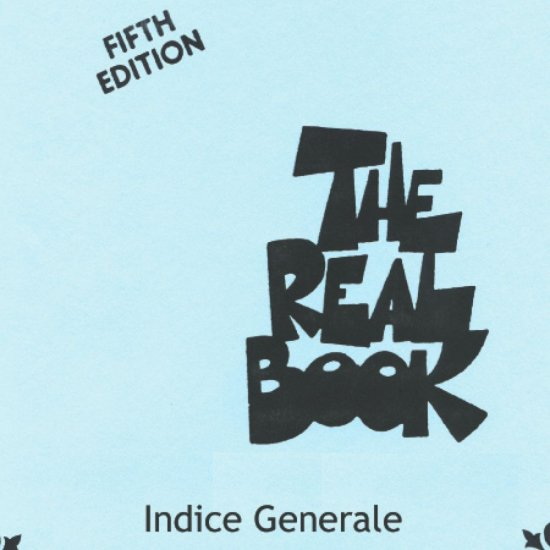 The Real Book, C, 5th Edition