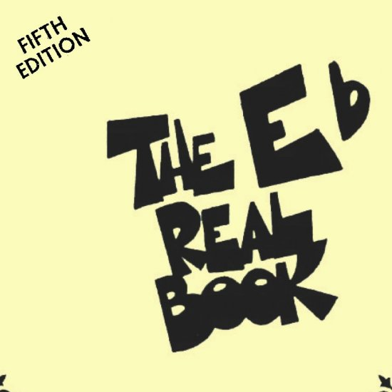 The Real Book, Eb, 5th Edition