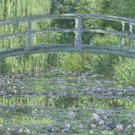 Claude Monet The Waterlily Pond Green Harmony Poster 20X30 Art Print