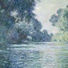 Claude Monet Branch of the Seine near Giverny Poster 20X30 Art Print