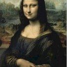 Mona Lisa Leonardo da Vinci Poster 20X30 Art Print