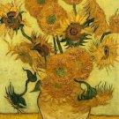 Sunflowers Vincent Van Gogh Poster 20X30 Art Print
