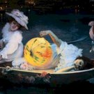 Midsummer's Eve Ulpiano Checa y Sanz Poster 20X30 Art Print
