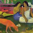 Arearea Paul Gauguin Poster 20X30 Art Print