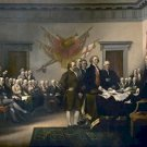 Declaration of Independence John Trumbull Poster 20X30 Art Print