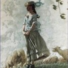 Fresh Air Winslow Homer Poster 20X30 Art Print