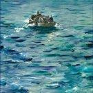 Rochefort's Escape Edouard Manet Poster 20X30 Art Print