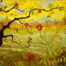Apple Tree with Red Fruit Paul Ranson Poster 20X30 Art Print