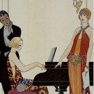 20X30 Art Deco Poster Incantation