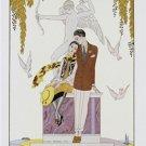20X30 Art Deco Poster LAutomne