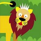Poster Baby Toddler Lion King 16X20 Art Print