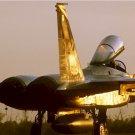 F-15 Eagle in the morning sun Photograph 8X12