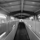 Black and White Photo 8X10 Stillwell Avenue Station Brooklyn New York