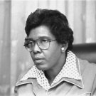 Civil Rights Photo 8X10 Congresswoman Barbara Jordan Congressional chamber