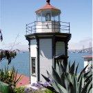 Yerba Buena Lighthouse Goat Island Poster 20X30 Art Print