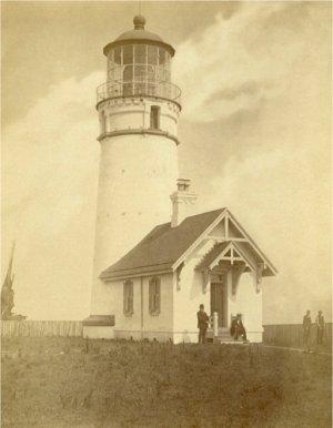 Cape Blanco Lighthouse Poster 16X20 Art Print