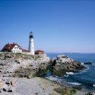 Portland Head Lighthouse Maine Poster 20X30 Art Print