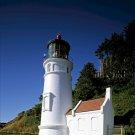 Heceta Head Light Lighthouse Oregon Poster 16X20 Art Print