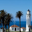 Point Vicente Lighthouse Light California Poster 20X30 Art Print