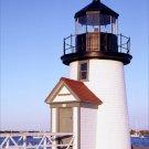 Brant Point Lighthouse Mass Poster 20X30 Art Print