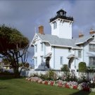 Point Fermin Lighthouse California Poster 20X30 Art Print