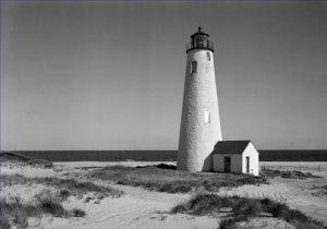 Great Point Nantucket Lighthouse Massachusetts Poster 20X30 Art Print