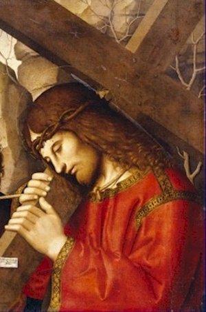 Christ Carrying the Cross Marco Palmezzano Poster 20X30 Art Print