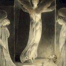 The Resurrection William Blake Poster 20X30 Art Print