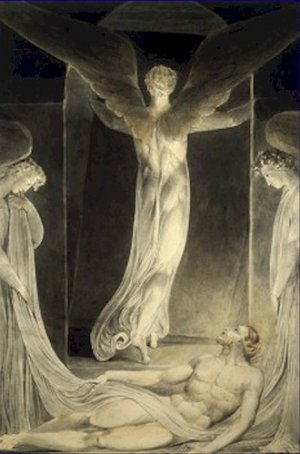 The Resurrection William Blake Poster 20X30 Art Print