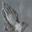 Praying Hands Albrecht Durer Poster 20X30 Art Print
