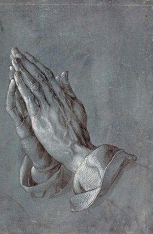 Praying Hands Albrecht Durer Poster 20X30 Art Print