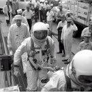 Gemini Photos 8X10 Gemini 5 Astronauts Cooper Conrad Enroute Launch Pad