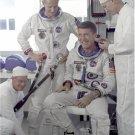 Gemini Photos 8X12 Gemini 6 Astronauts Schirra Stafford Suit-Up