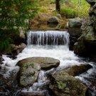 Acadia National Park Water Fall 8X10 Photograph