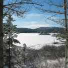 Acadia National Park Winter 8X10 Photograph