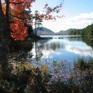 Acadia National Park Eagle Lake 12x16 Canvas