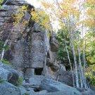 Acadia National Park Canada Cliffs 12x16 Canvas