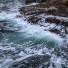 Acadia National Park Restless Sea 12x16 Canvas
